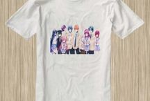 Angel Beats Anime Tshirt