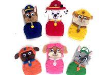 Patrol puppies