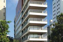 Arkitektur større bygg