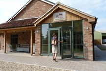 Our New Farm Shop / Our new Farm Shop opened Summer 2014