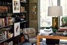 House -- Library/Office / by Michelle Wright