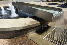 Fountains and Water Features / Fountains and Water Features draw people to meet, relax and linger. / by visual chick