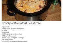 Crockpot Breakfasts
