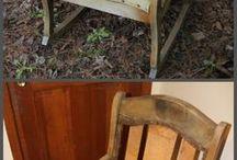 Trekke om møbler