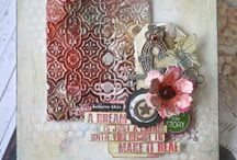 Art Tutorial for Cards / by Patricia Boyd