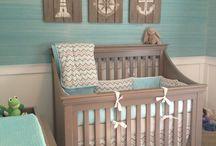 Baby P nursery
