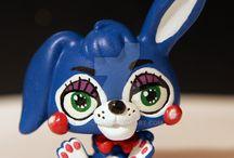 Toy Bonnie FNAF