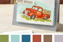 Stampin' Up! Color Combinations
