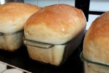 Home Made Bread / by Sandi Fezatt Schrameyer