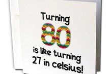 80th birthday!
