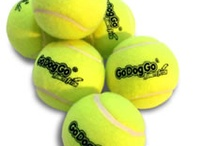 Great Balls for Ball Crazy Dogs / by GoDogGo Fetch Machine Automatic Ball Thrower for Dogs