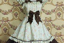 Lollita Dresses/Kawaii Clothes