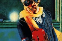 Oh The Horror!!!! / Slasher/horror movies