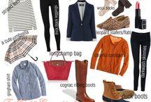 Fall Wardrobe Wish List  / by Caitlin McCullough