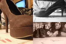 Shoes... Shoes? SHOES! / I love heels and nothing BUT heels!!! :D