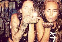 Glitter! / by Alyssa Neville