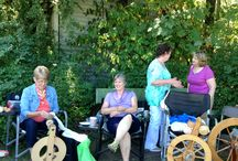 Spin-In at Historic Stewart Farm / Annual Event in July in South Surrey, BC