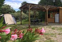 Luxe camping in Frankrijk