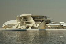 Jean Nouvel / Imágenes de obras y proyectos del arquitecto francés ganador del Pritzker de arquitectura, Jean Nouvel