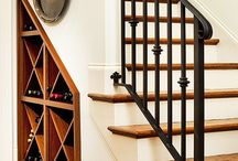 Home | Wine Storage / From simple solutions in the kitchen, to spectacular spaces in the basement, here are some inspiring ideas for your wine collection, large or small.