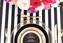 *J'adore Paris Weddings* / Inspiration for a Paris themed wedding...