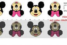 Cross stitch borders free patterns download / Cross stitch borders free patterns download