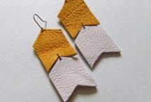 DIY Inspiration: Earrings / by Maerri Lou