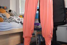 pantaloni harem