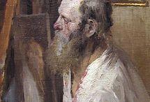 Russian paintings