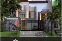 Jasa Desain Rumah Minimalis Di Jakarta / Desain Rumah