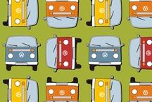 VW Bussen en Kevers