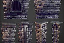 Modular Dungeon Assets