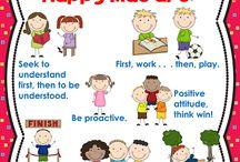 Practical Life Activities for Kids (good habits)