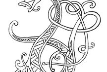 viking patterns