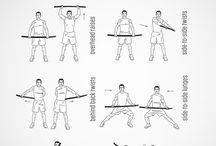 kosteskaft øvelser