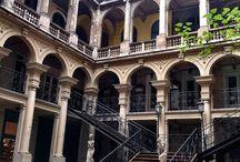 • Beautiful buildings •
