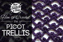 Crochet / by Billie McCombs