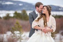 Minimalistic Wedding Inspiration- Colorado