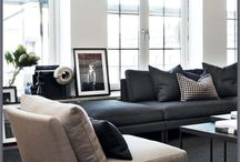 Living spaces / Living rooms I love