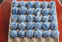 malovaná vejce