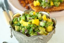 Avogado mango Salsa