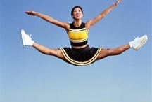 cheerleader / by Leslie Thacker