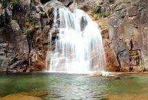Cascatas / Waterfalls Gerês / Cascatas do Gerês - Maravilhas de Portugal