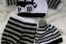 panenky / hačkovaní a pletení na panenky