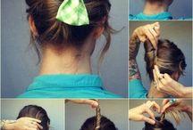 Hair & Make-up.