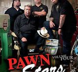Pawn stars  / by Beverly Robinson