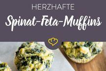 Teilchen' Muffins' Taschen' Toast