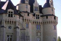Chateau de La Belle au Bois Dormant ... Rigny-Ussé
