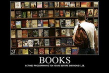 Book Humor / Because we all need a good laugh now and again! / by Dorothy Bramlage Public Library