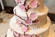 Wedding cake和風